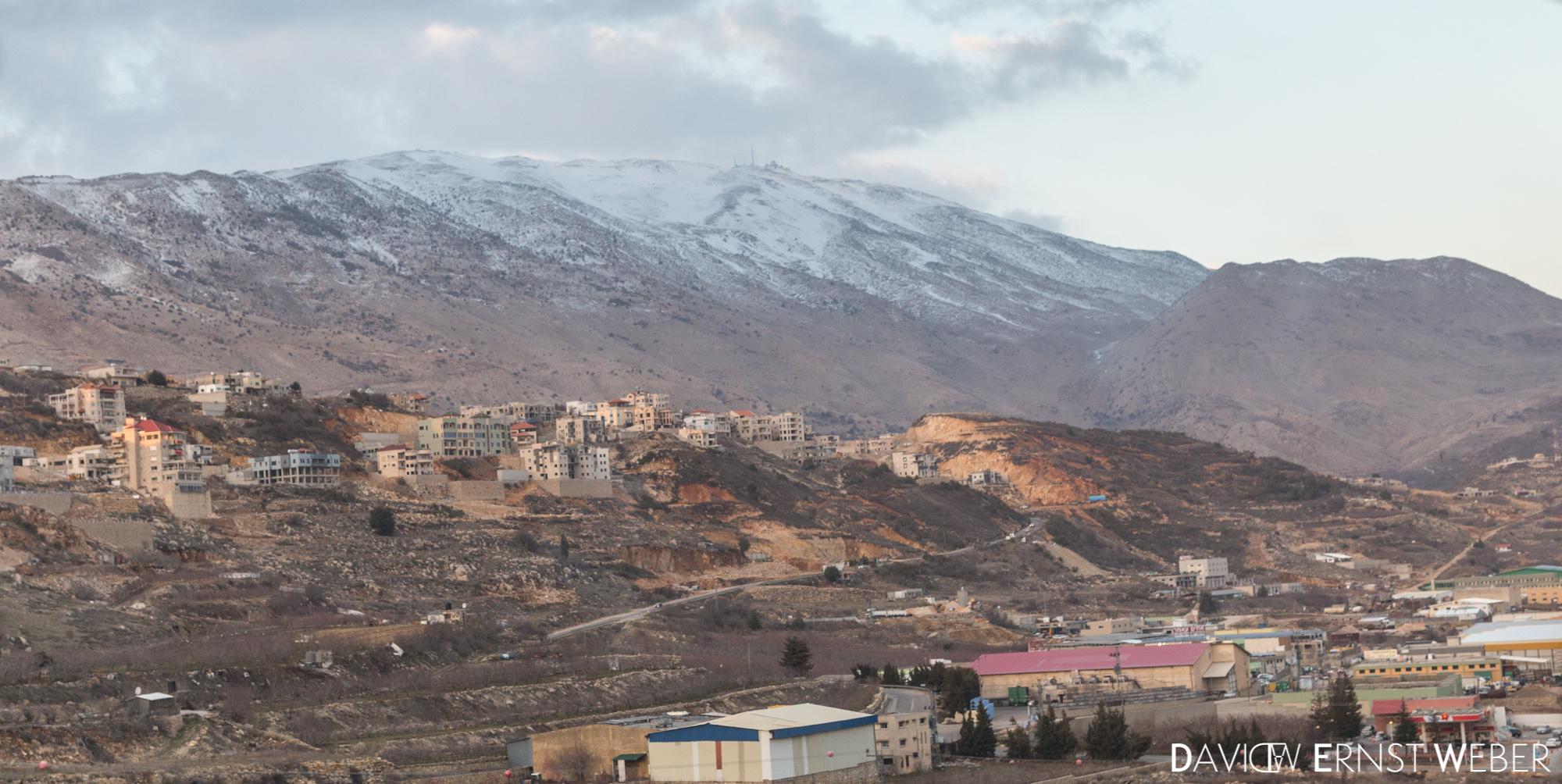 Berg Hermon